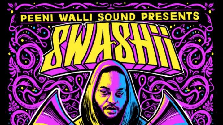Swashii - Versatile: From Kingston To Europe (Dubplate Mixtape) [10/1/2020]