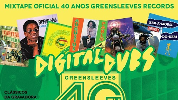 40 Years Of Greensleeves Records Mixtape [8/25/2017]