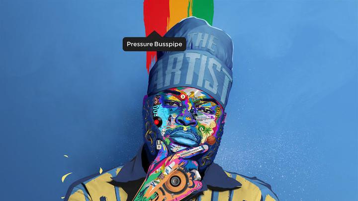 Pressure Busspipe - The Artist EP (Full Album) [6/7/2019]