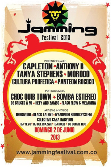 Jamming Festival 2013