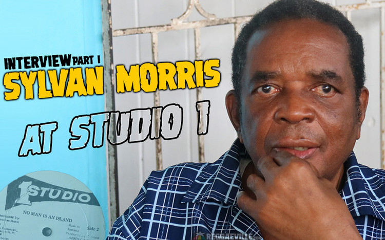 Interview - Sylvan Morris at Studio 1
