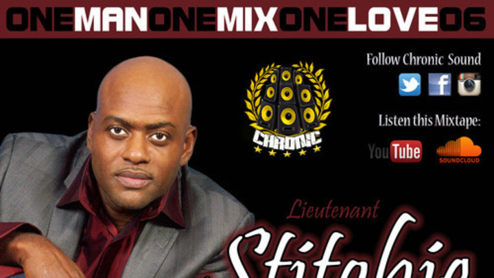 Tribute to Stitchie - OneManOneMixOneLove Vol.6 (Mixtape) [2/13/2015]