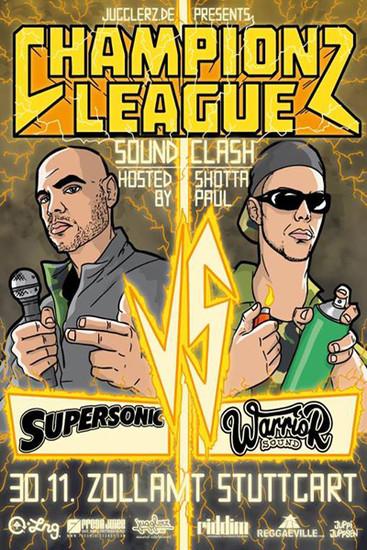 Championz League Soundclash 2013