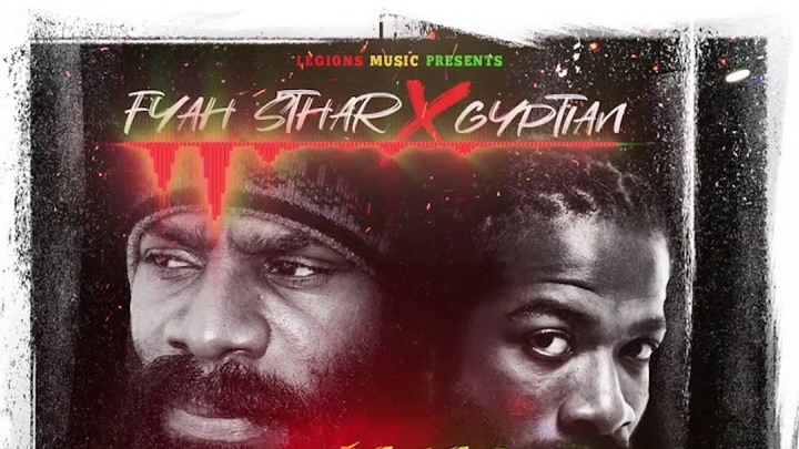 Gyptian & Fyah Sthar - Never Give Up [11/22/2019]