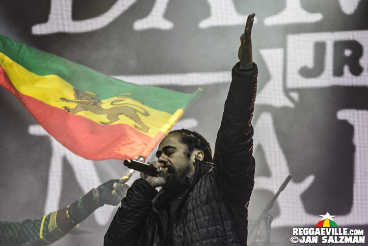 Damian Marley, Lee Scratch Perry, Third World, Tarrus Riley