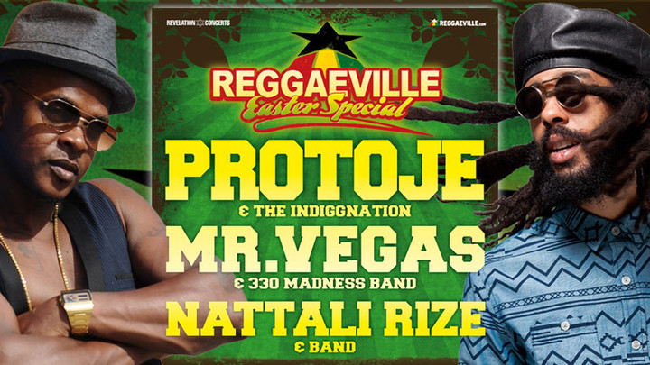 Reggaeville Easter Special 2017 (Spotify Playlist) [1/10/2017]