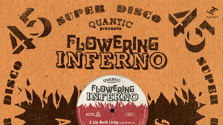 Flowering Inferno feat. U Roy & Alice Russell- A Life Worth Living [5/5/2016]