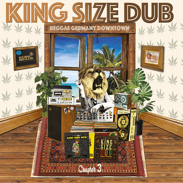 Various - King Size Dub Chapter Eight