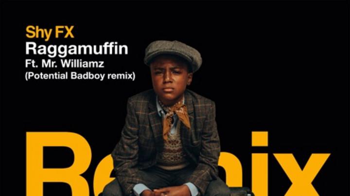 Shy FX feat. Mr Williamz - Raggamuffin (Potential Badboy remix) [5/22/2020]