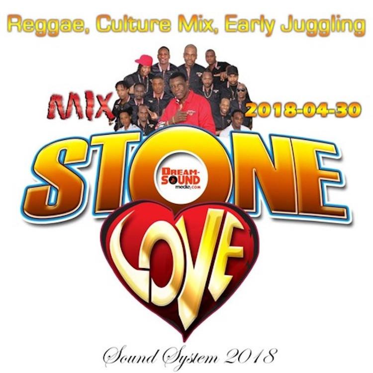 Listen: Stone Love - Dancehall 2018 Mixtape