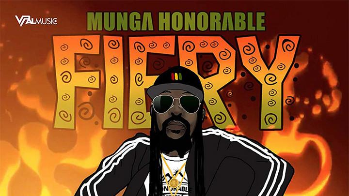 Munga Honorable - Fiery (Full EP) [9/6/2019]