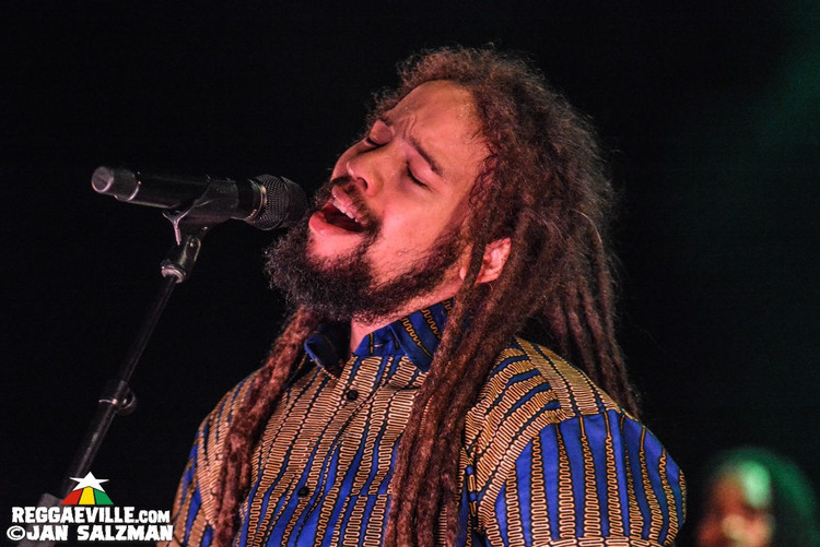 Stephen Marley & Jo Mersa Marley