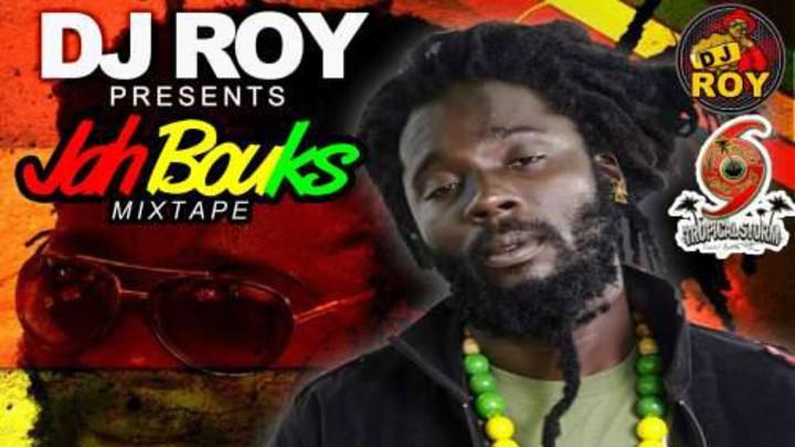 DJ Roy presents Jah Bouks Mixtape [8/20/2013]
