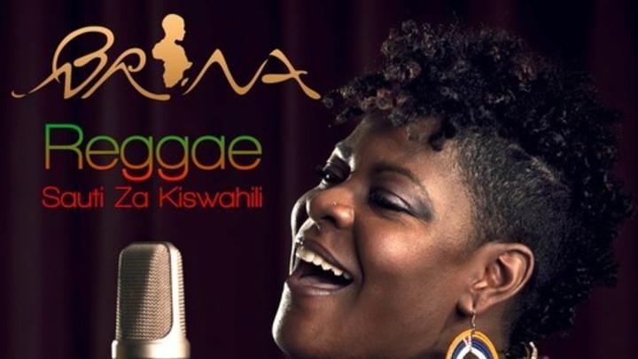 Brina - Naimba Real Reggae Music [9/8/2014]
