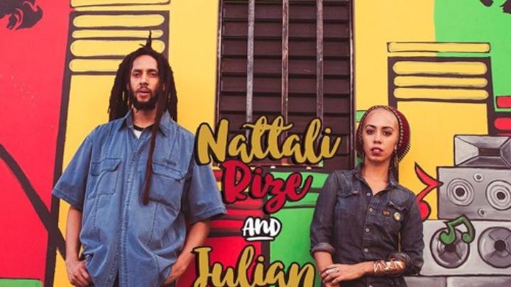 Nattali Rize & Julian Marley - Natty Rides Again [3/16/2016]