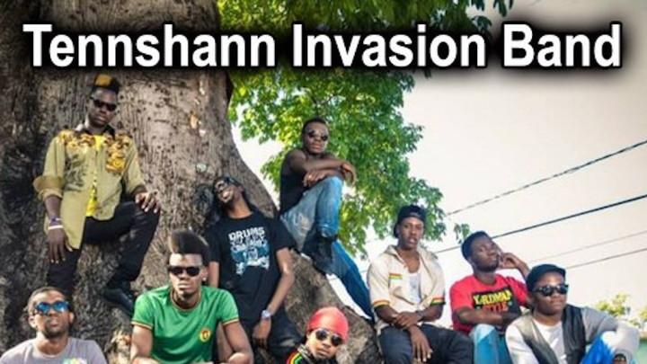 Tennshann Invasion Band - Good Morning Jamaica [2/3/2016]