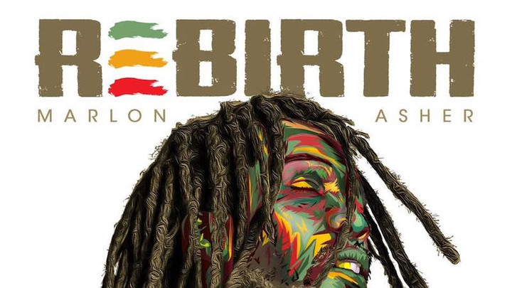 Marlon Asher - Rebirth (Full Album) [6/1/2019]