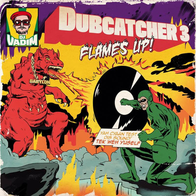 Dj Vadim – Dubcatcher Vol. 3 Flames Up