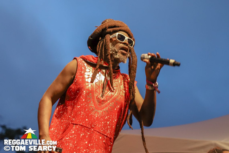 Steel Pulse, Culture with Kenyatta Hill & Spiritual
