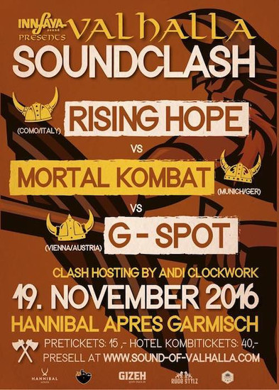 Valhalla Soundclash 2016