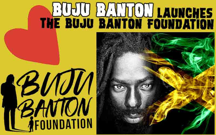 Buju Banton Launches The Buju Banton Foundation
