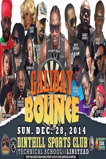 Galiday Bounce 2014
