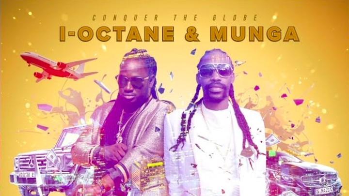 I Octane & Munga Honorable - Nuff Love [12/28/2018]