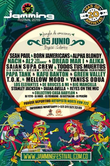 Jamming Festival 2016