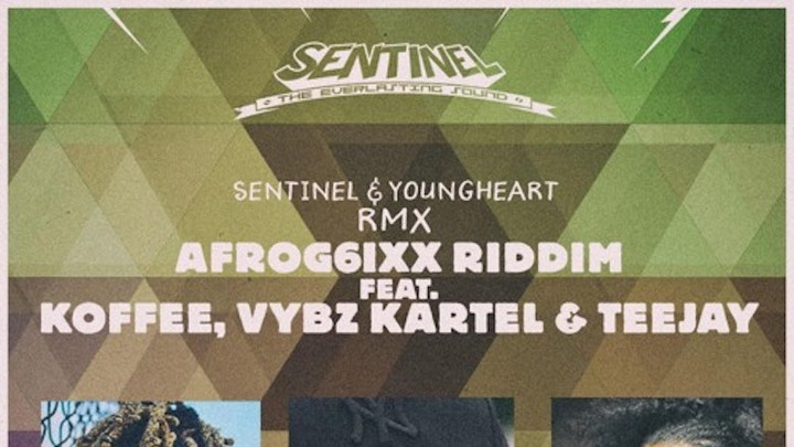 Vybz Kartel - Any Weather (Sentinel X Youngheart RMX) [9/5/2019]