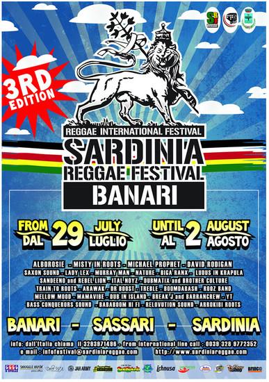 Sardinia Reggae Festival 2010