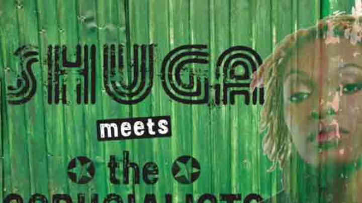 Shuga meets the Scrucialists - Whooyy (Sweetest Taboo) [8/31/2017]