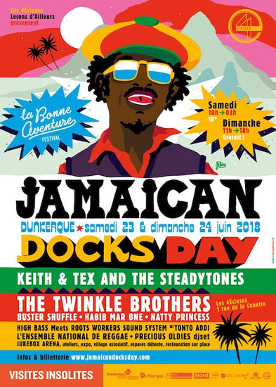 Jamaican Docs Day 2018