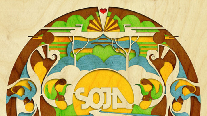 SOJA - Amid The Noise And Haste (Commentary by Jacob Hemphill) [8/15/2014]