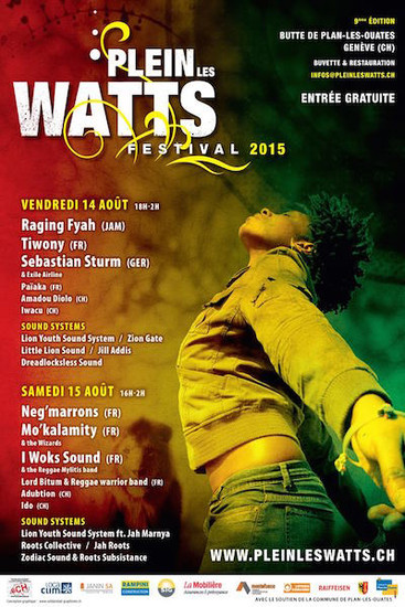 Plein Les Watts Festival 2015