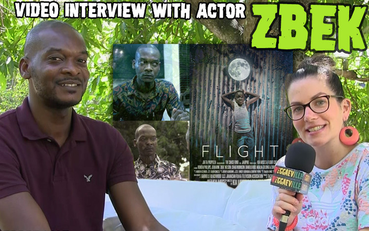 Interview with Actor ZBEK in Jamaica