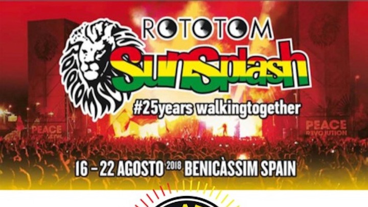 King Addies @ Rototom Sunsplash 2018 [8/17/2018]