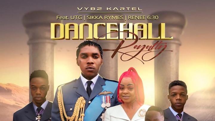 Vybz Kartel - Dancehall Royalty EP [1/8/2021]