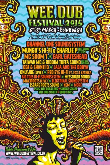 Wee Dub Festival 2015