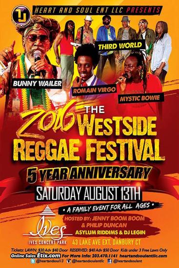 Westside Reggae Festival 2016