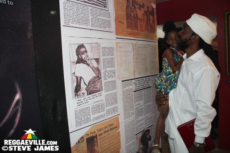 Photos: Peter Tosh Museum Opening in Kingston, Jamaica 10