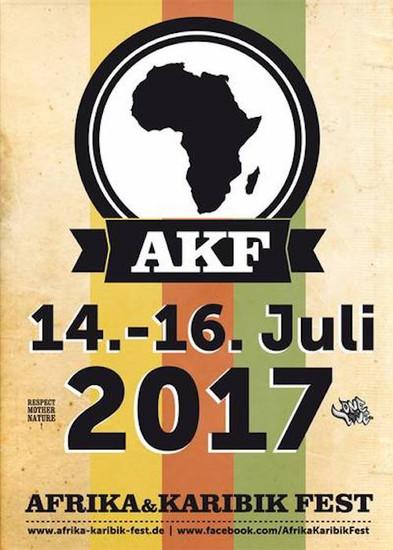 Afrika Karibik Fest 2017
