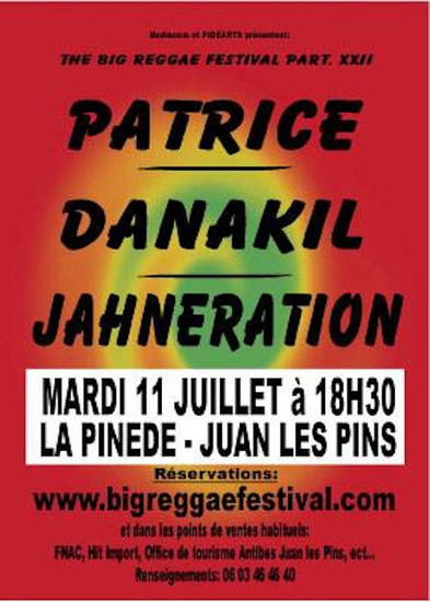 Big Reggae Festival 2017