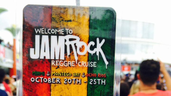 Robbo Ranx - Welcome to Jamrock Cruise 2014 Feature [10/30/2014]