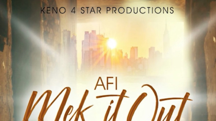 Jah Vinci - Affi Mek It Out [5/5/2018]