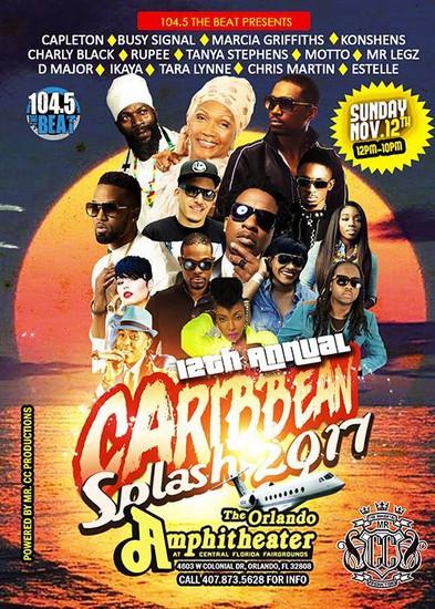 Caribbean Splash 2017