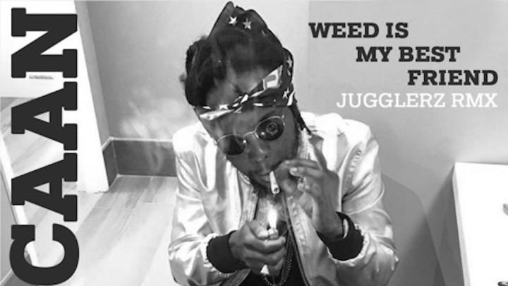 Popcaan - Weed Is My Best Friend (Jugglerz RMX) [5/5/2017]