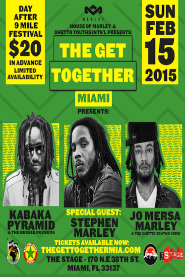 The Get Together Miami 2015