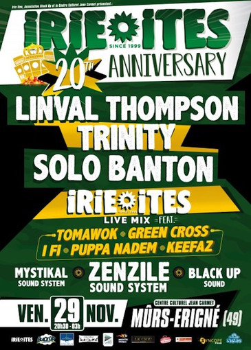 Linval Thompson 11-29-2019