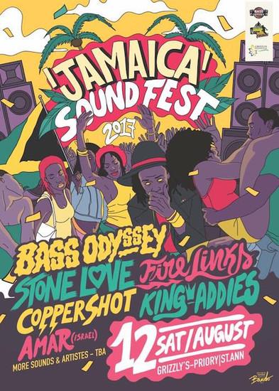Jamaica Sound Fest 2017