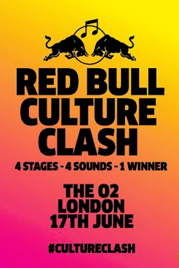 Red Bull Culture Clash 2016